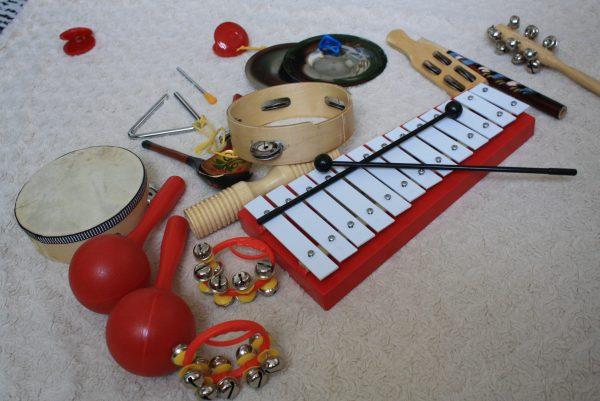 Развитие чувства ритма у малышей