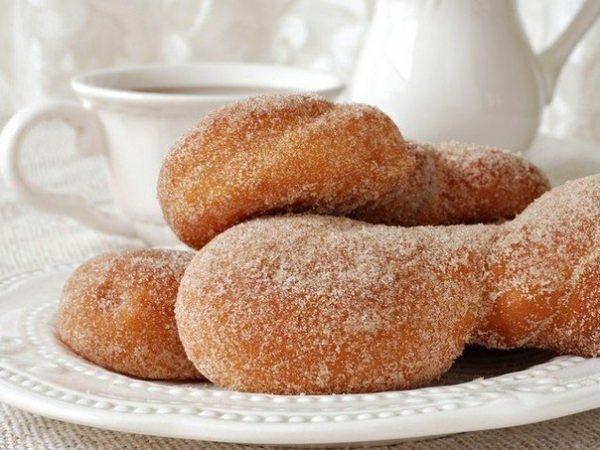 Рецепт пончиков – готовим украинские вергуны