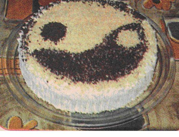 Торт «День и ночь»