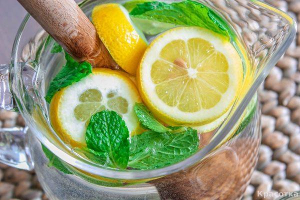 Вода Сасси  — жирожигающий напиток в домашних условиях