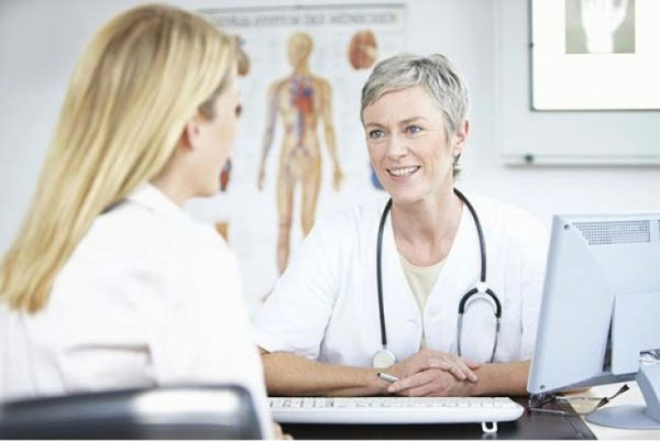 Когда обратиться к гинекологу