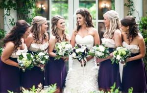 Главные тренды весенней свадьбы 2017