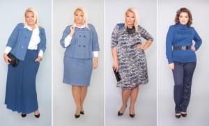 Стильная и качественная женская летняя одежда больших размеров от INTIKOMA