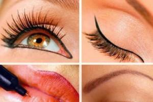 Услуги перманентного макияжа