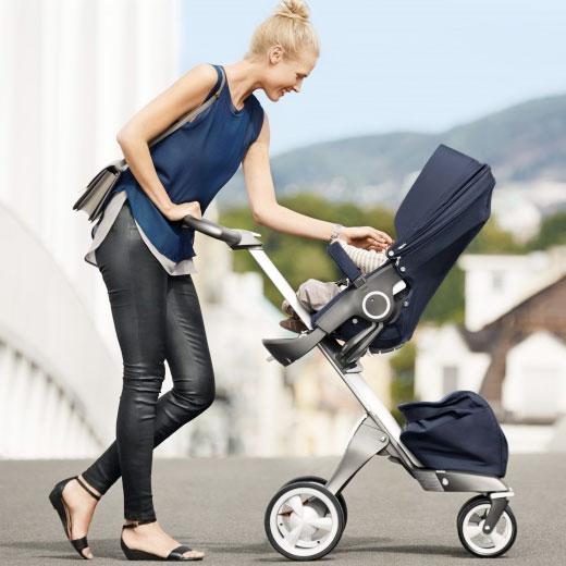 Срок гарантии на детскую коляску