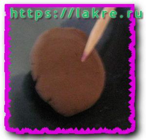 Мастер-класс лепка из пластилина