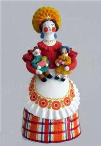 дымковская игрушка история